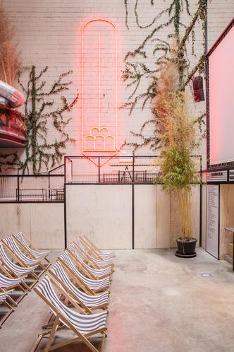 Ретро-кинотеатр в Мадриде: проект студии Plantea (фото 4.1)