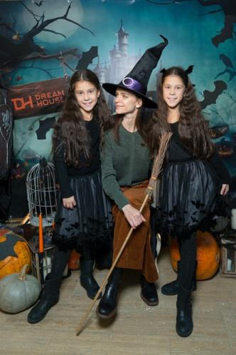Вечеринка в честь Хэллоуина в Dream House фото [3]