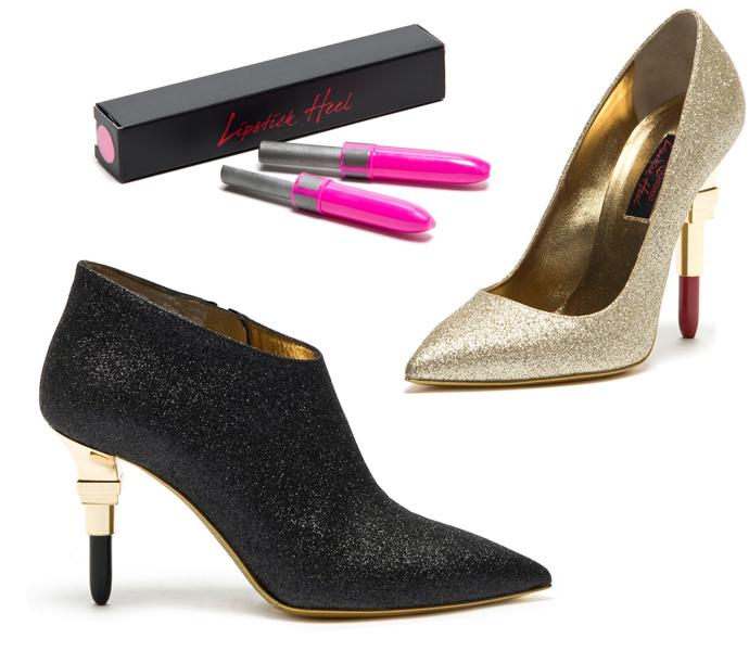 Коллекция обуви Lipstick Heel от Alberto Guardiani