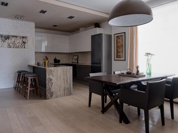 Квартира 85 м² для любительницы искусства и двух котят (фото 7)