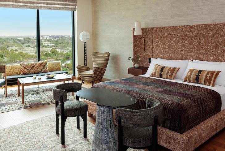 Austin Proper Hotel: новый отель по дизайну Келли Уэстлер (фото 4)