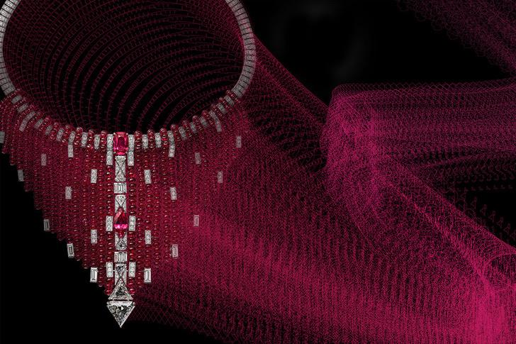Стороны цвета: коллекция Coloratura от Cartier (фото 4)
