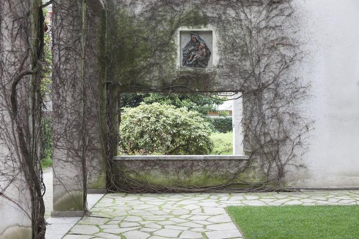 Дом-легенда: вилла Освальдо Борсани в Италии (фото 3)
