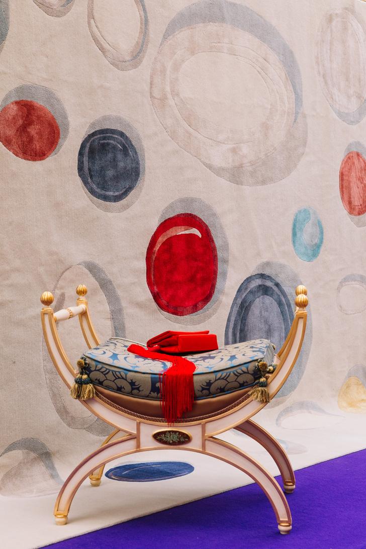 BoscoCasa & Tapis Rouge: коллекция ковров ручной работы (фото 9)