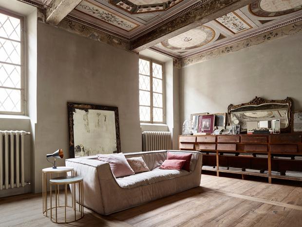 Тайная комната: вилла XVII века в Италии (фото 10)