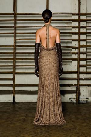 Показ Givenchy коллекции сезона Весна-лето 2012 года Haute couture - www.elle.ru - Подиум - фото 332736