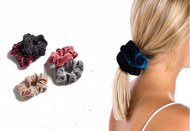 Резинки для прямых волос