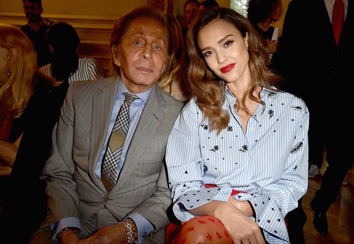 5 фактов о показе Valentino в Париже