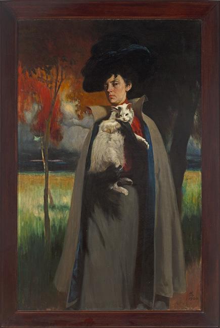В Новом Манеже открывается выставка из собирания Галереи «АБА»   галерея [1] фото [6]