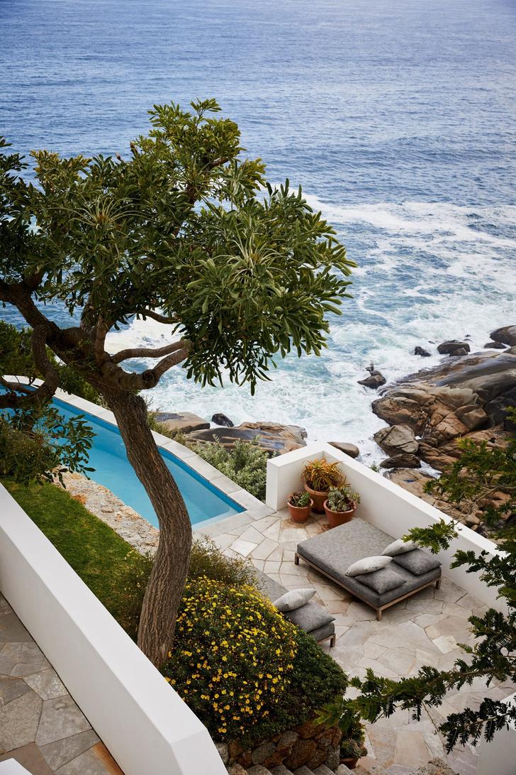 Вилла с видом на Эгейское море в Кейптауне (фото 4)