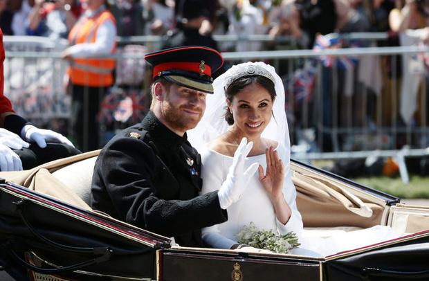 Вспомнить все: 30 фактов о свадьбе Меган Маркл и принца Гарри, которые вы можете не знать или забыли (фото 7)