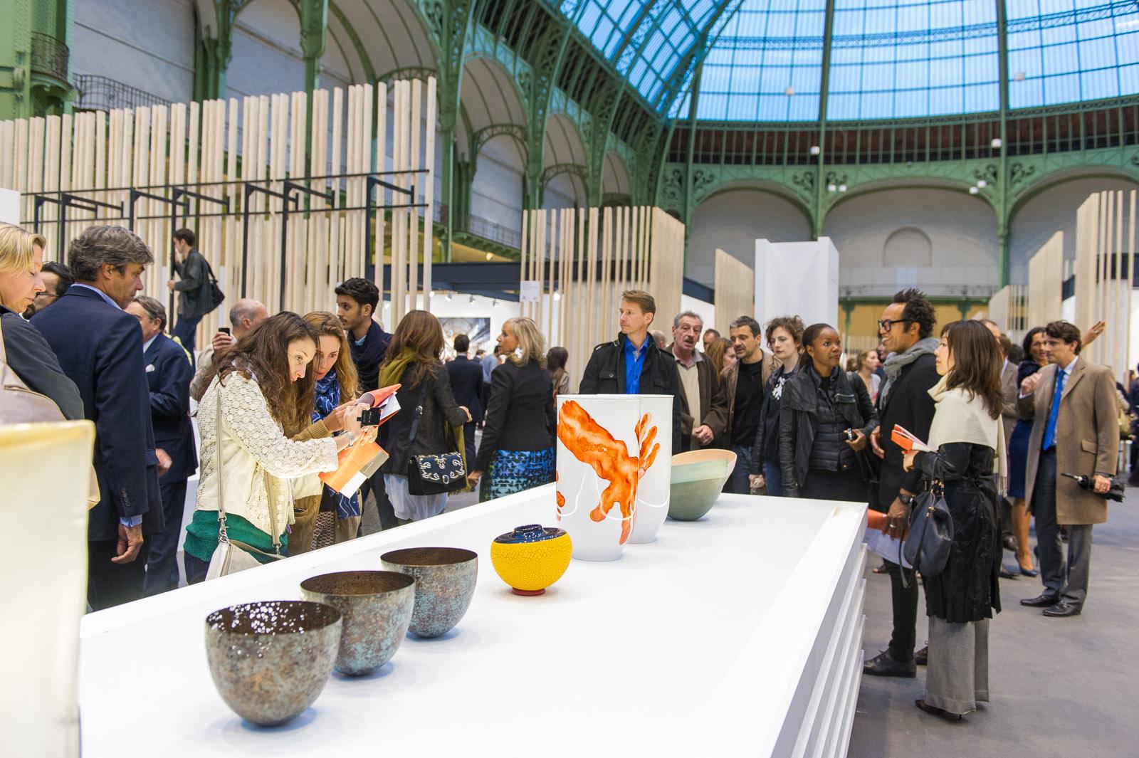 Выставка Révélations открылась сегодня в Париже | галерея [1] фото [1]