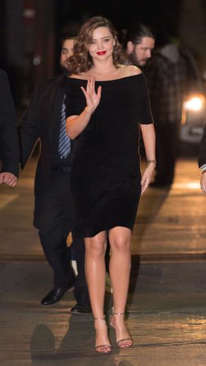 Мисс совершенство: два безупречных выхода беременной Миранды Керр (фото 4)