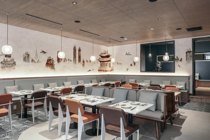 Китайский ресторан Atlas Kitchen в Манхэттене (фото 0)