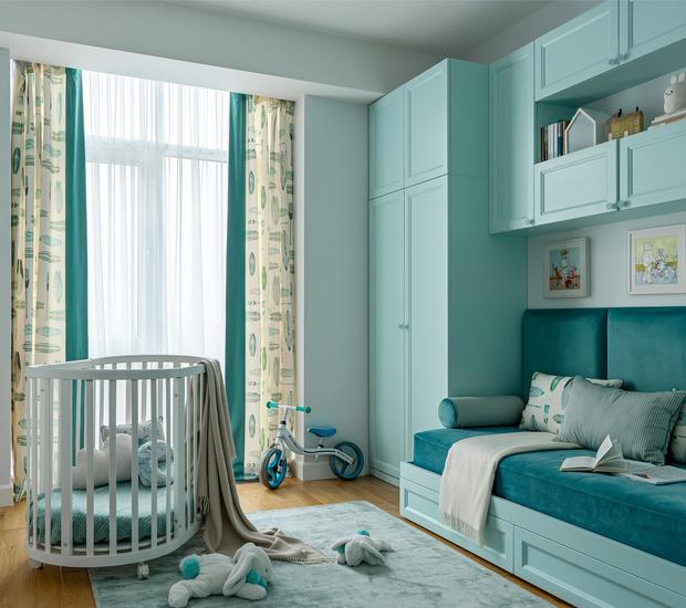 Яркая квартира 140 м² для семьи путешественников (фото 16)