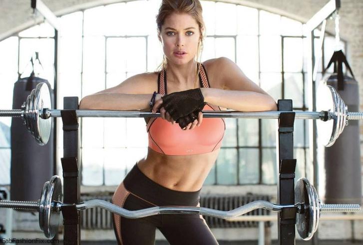 10 лучших упражнений для плоского живота фото [10]