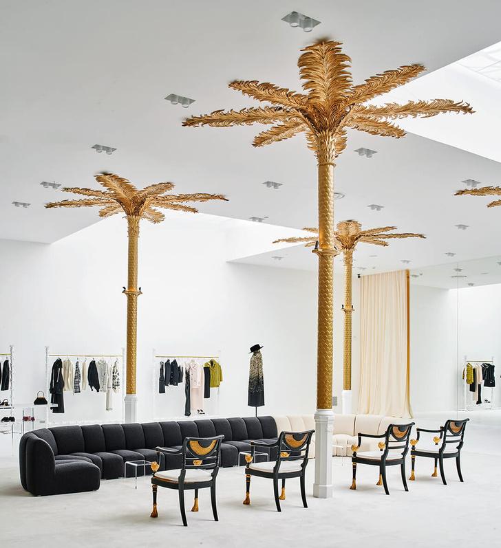 Белое золото: новое дизайн-пространство в Барселоне (фото 5)