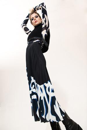 Как носить вещи из новой подиумной коллекции H&M Studio? фото [8]