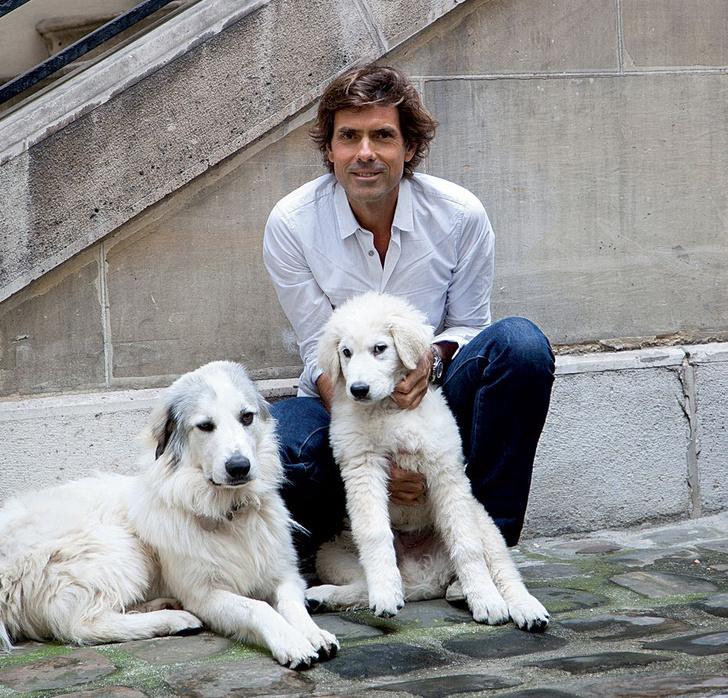 Известные дизайнеры и их собаки (фото 2)