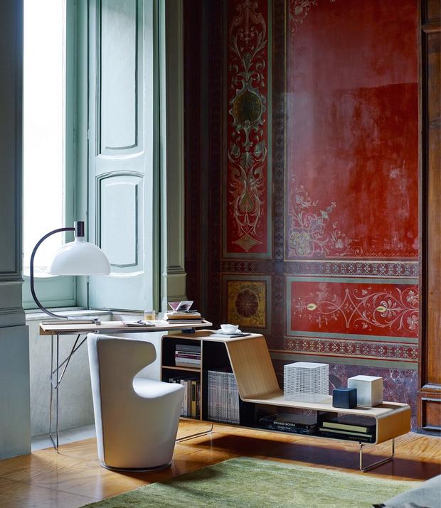 Выбор ELLE DECORATION: мебель и аксессуары для кабинета (фото 0)