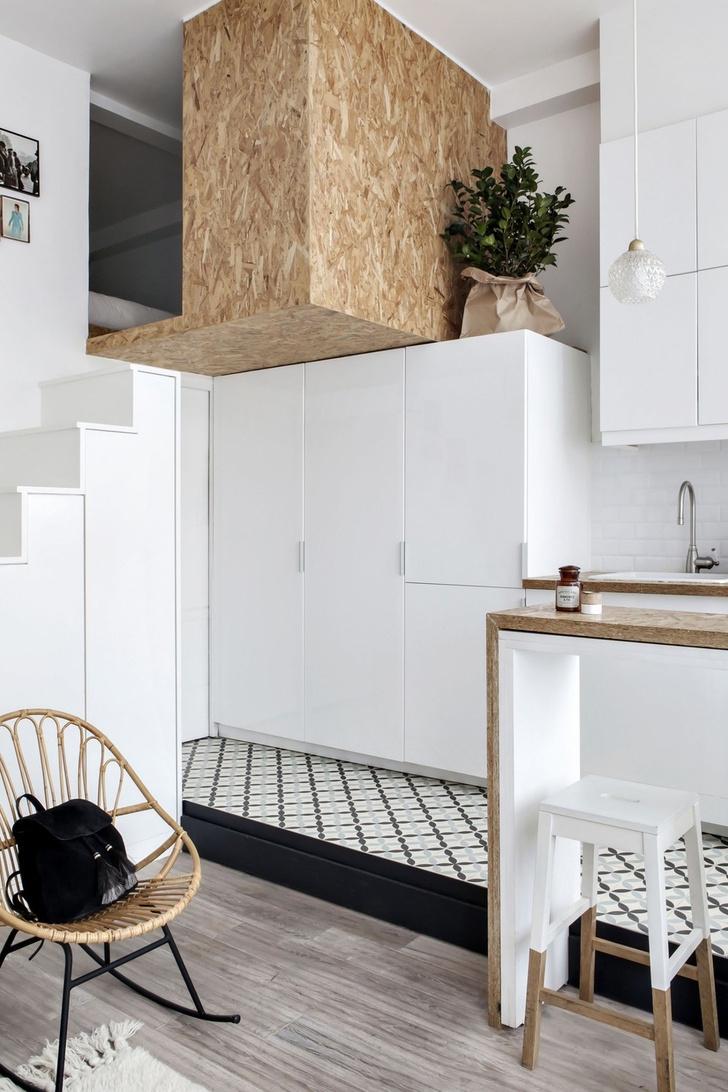 Задай вопрос эксперту: лестница на антресоль (фото 5)