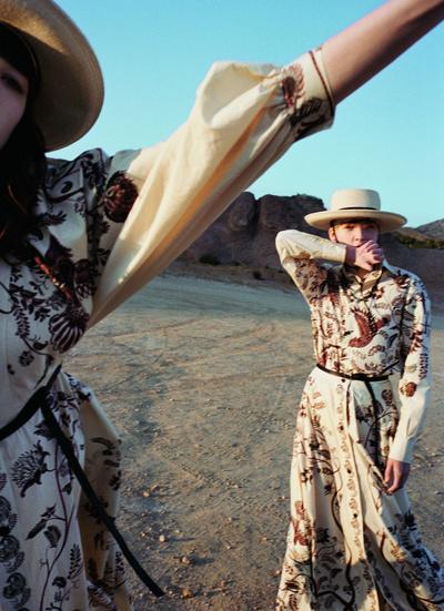 Dior представили рекламу круизной коллекции (галерея 3, фото 5)