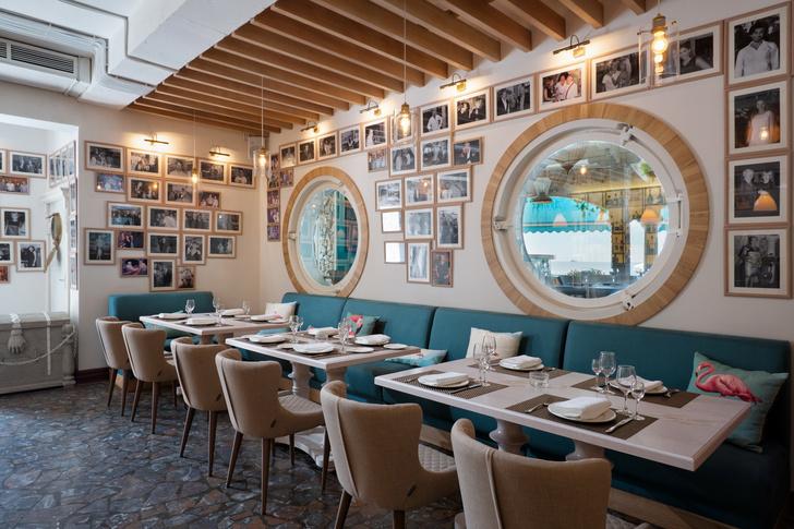 Ресторан «Дионис»: возрождение легенды на побережье Черного моря (фото 16)