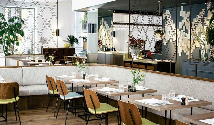 Эпоха джаза: ресторан в Мадриде (фото 12)