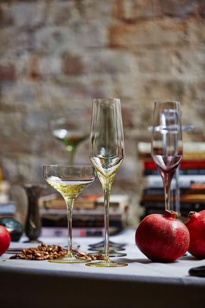 Компания MATEO представила новую коллекцию хрустальных бокалов и фарфора | галерея [1] фото [2]