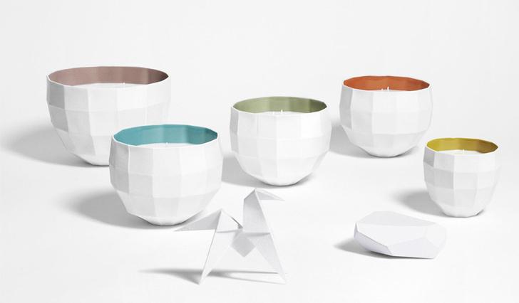 Топ-10: мотивы оригами в предметном дизайне фото [14]