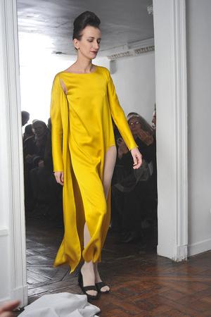 Показ Adeline Andre коллекции сезона Весна-лето 2009 года Haute couture - www.elle.ru - Подиум - фото 86143