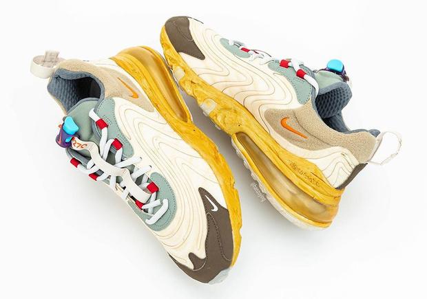 Кроссовки недели: первая коллаборация Трэвиса Скотта с Nike (фото 1)