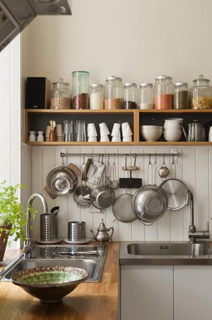 Маленькая кухня-столовая: 12 практичных советов (фото 4.2)