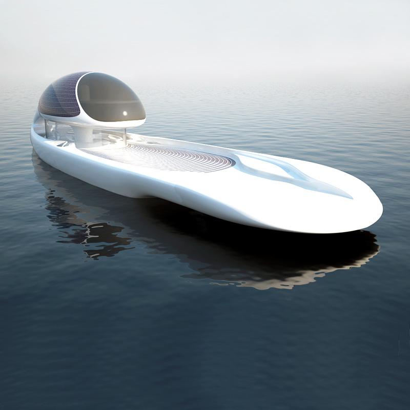 Морская прогулка: парусники и яхты от известных дизайнеров | галерея [5] фото [3]