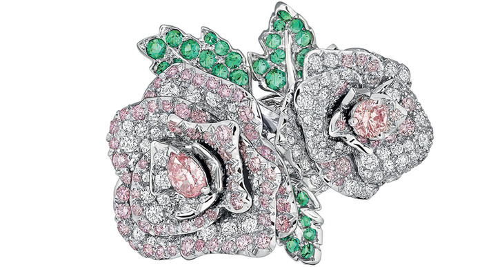 Кольцо Rose Dior Bagatelle