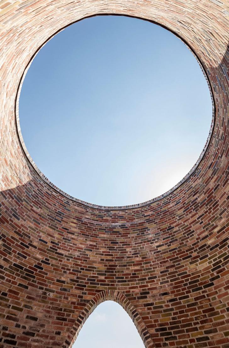 Первый архитектурный проект художника Олафура Элиассона (фото 3)