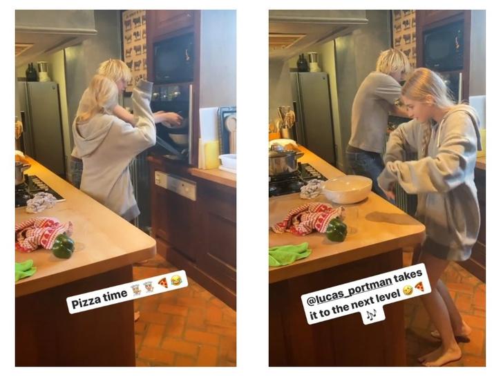 Кто здесь шеф: семейный обед Натальи Водяновой (фото 2)