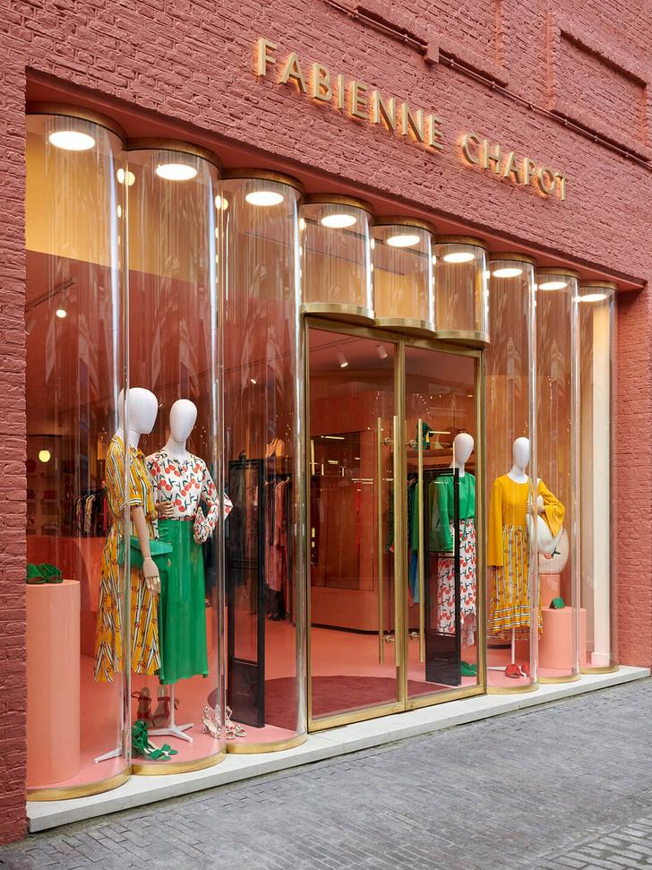 Живой коралл: бутик Fabienne Chapot в Харлеме (фото 7)