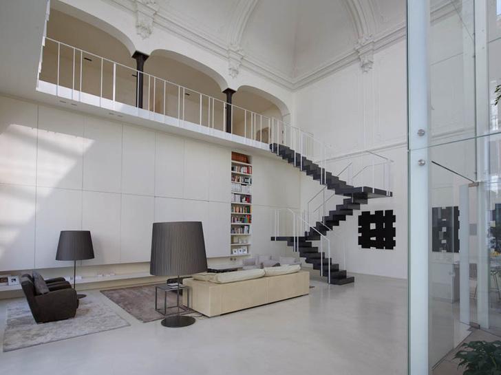 Топ-10: самые необычные дизайнерские лестницы фото [21]