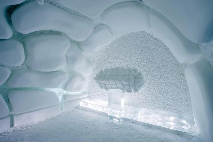 В Швеции открылся ледяной отель (галерея 6, фото 5)