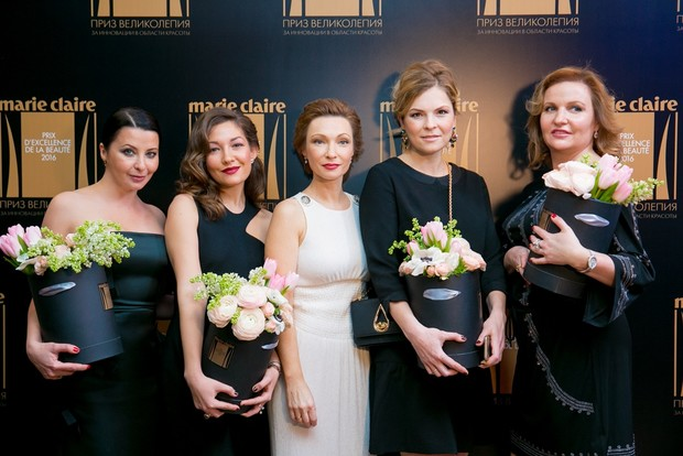 Юлия Кудрявцева, Екатерина Сахарова, Анастасия Харитонова, Анастасия Ежова и Мария Тараненко