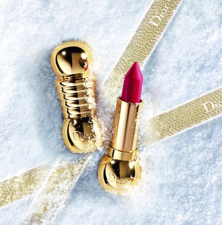 Шик и блеск: Dior представили рождественскую коллекцию Precious Rocks фото [2]