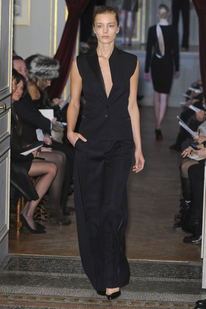 Показ Bouchra Jarrar коллекции сезона Весна-лето 2011 года Haute couture - www.elle.ru - Подиум - фото 214870