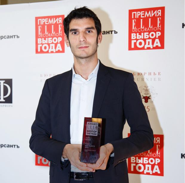 ELLE DECORATION вручил премию «Выбор года» 2016 (фото 16)