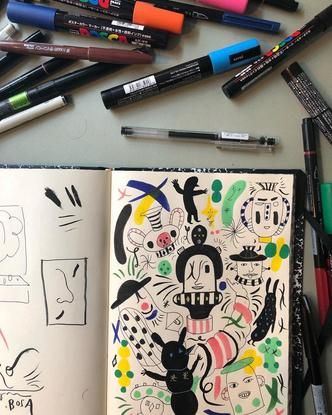 Фантазии Хайме Айона и Елены Сальмистраро для Bosa (фото 6.1)