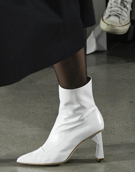 Итоги Недель моды: самая красивая обувь | галерея [8] фото [5]