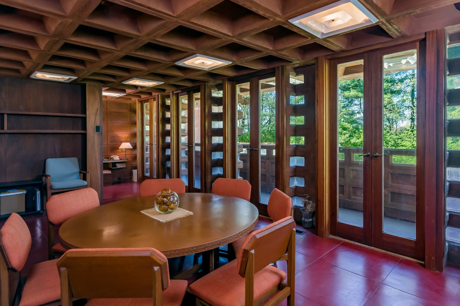 В Сент-Луисе продается дом по проекту Фрэнка Ллойда Райта (галерея 11, фото 3)