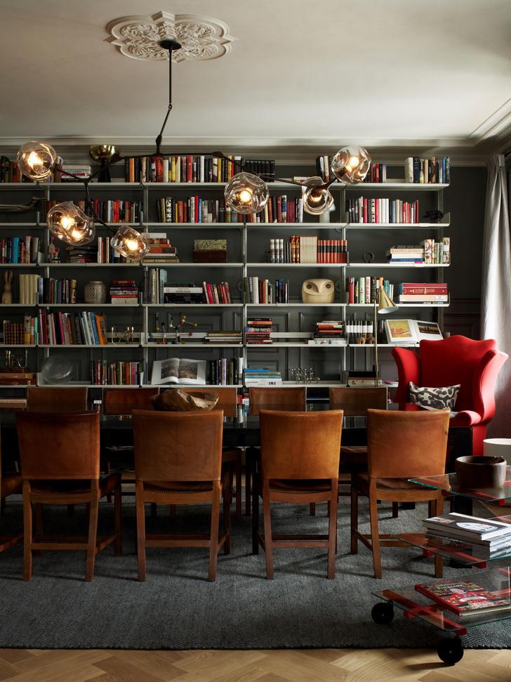 Уютный бутик-отель Ett Hem в Стокгольме (фото 4)