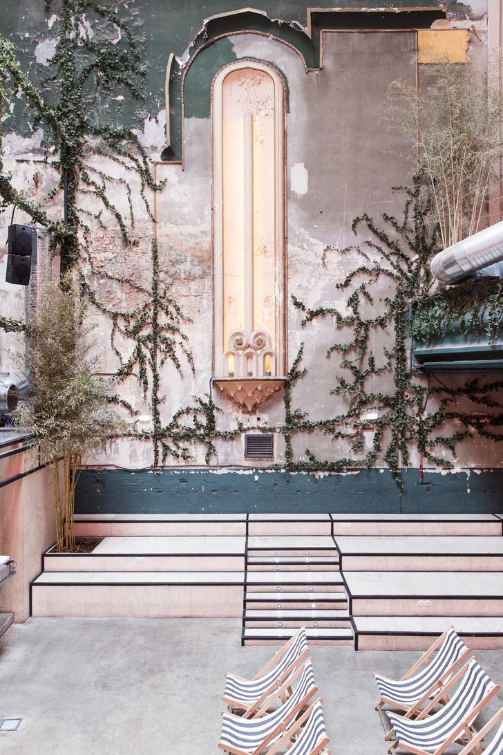 Ретро-кинотеатр в Мадриде: проект студии Plantea (фото 2)