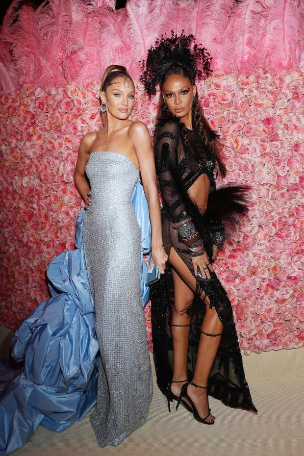 Никаких «голых» платьев, только роскошь: все супермодели на Met Gala (фото 10)